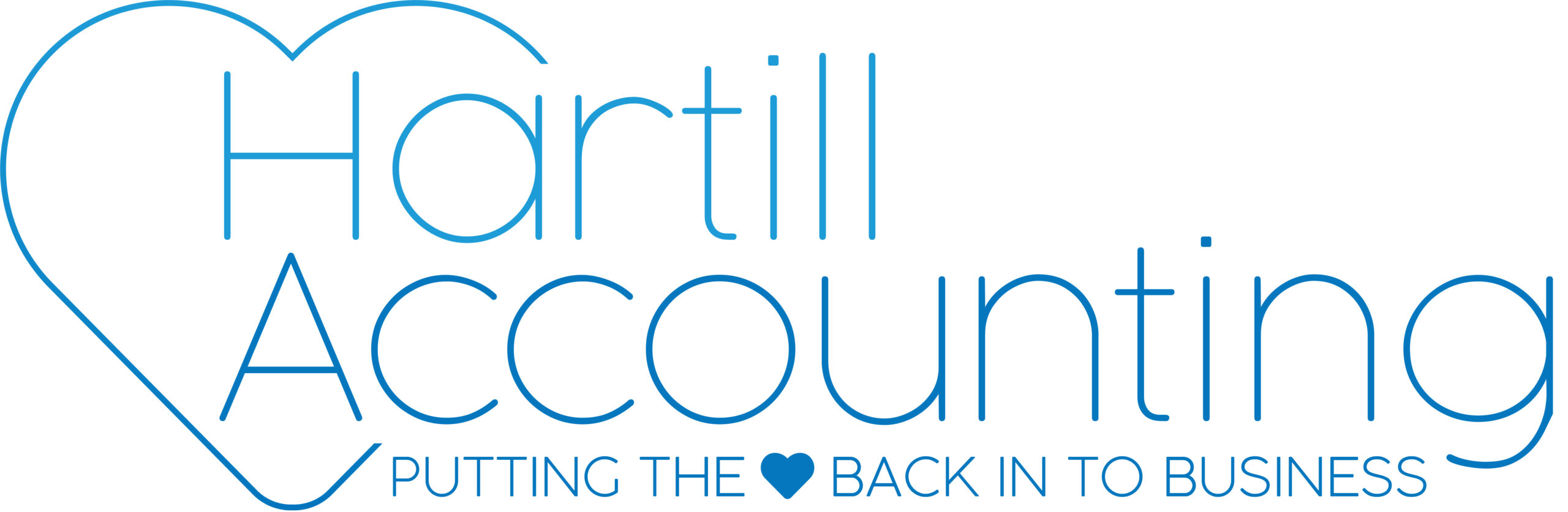 Hartill Accounting Logo